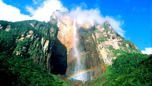2018 Angel Falls & Galapagos Islands Tour