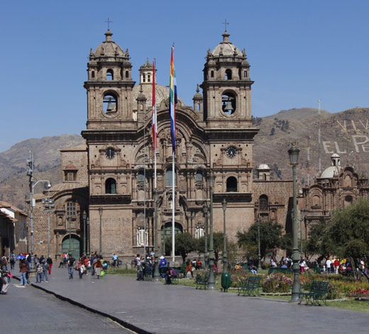 Tour Day 3.  CUZCO