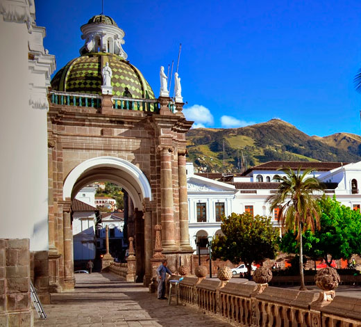 Tour December 29 / Monday: Quito