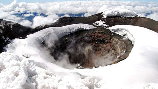 Quito - The Galapagos Islands - Cotopaxi